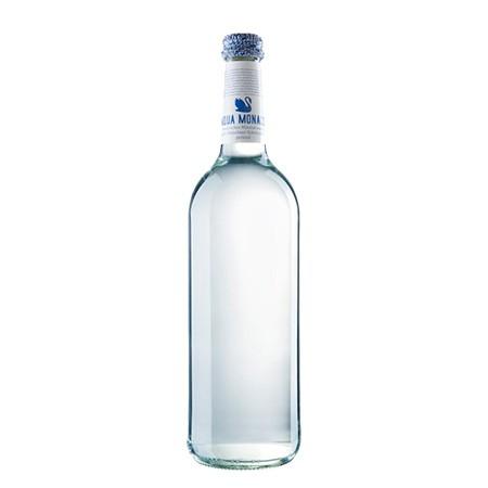 Aqua Monaco blau 0,75l (mit Kohlensäure)