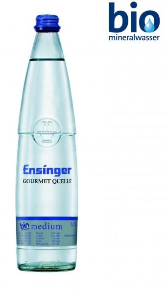 Ensinger Gourmet Bio medium 15 x 0,75l