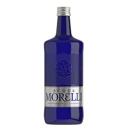 Acqua Morelli Naturale 12 x 0,75l