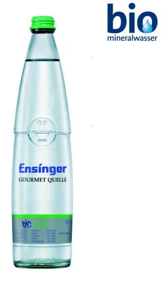 Ensinger Gourmet Bio still 15 x 0,75l